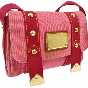 Louis Vuitton Sac Rabat Antigua Cross Body Bag